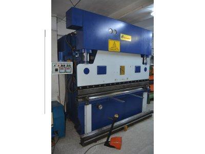 Durmazlar Hidrolik Abkant 120 Ton 2560X6Mm