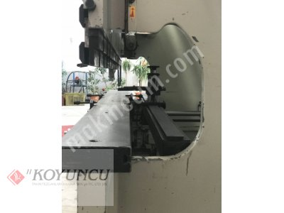 DISPLAY BRAND 3MT X 6MM (120 TONS) CONNECTIONAL ABRASIVE PRESS