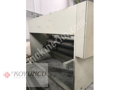 DISPLAY BRAND 3MT X 4MM (80 TON) CONNECTIONAL ABRASIVE PRESS