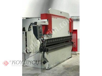 Satılık 2. El BAYKAL MARKA 3MT X 6MM NC KONTROLLÜ ABKANT PRES Fiyatları Konya ABKANT PRES