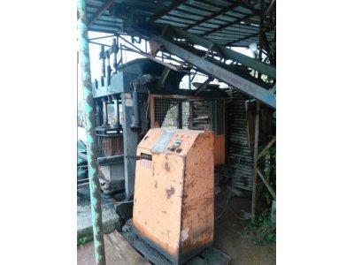 Satılık İkinci El Parke Birket Makinesi Fiyatları Zonguldak Parke briket makinesi