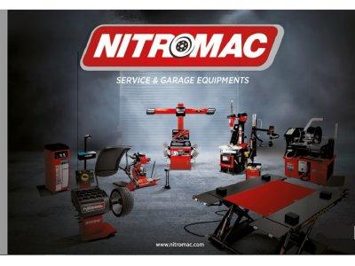 Satılık Sıfır Nitromac Rot Balans Ekipmanları Full Set Fiyatları İzmir nitromac
