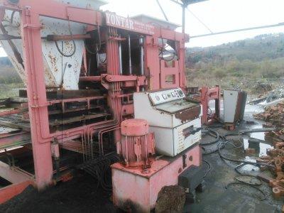 Satılık 2. El Parke Briket Makinrsi Fiyatları Zonguldak Parke birket makinesi