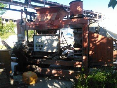 Satılık İkinci El Parke Briket Makinesi Filimli Fiyatları Zonguldak Parke birket makinesi