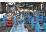 Satılık 11 Tezgah Çelik Haddehanesi - 24 Ton / Saat
