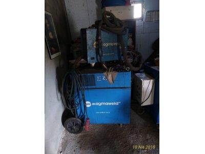 Satılık 2. El Satılık Mühtelif Makine Ve Gereçler Fiyatları Konya GAZ ALTI MIKNATIS KOMPRASÖR KEDİ VİNÇ