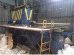 Kaba Talaş Makinası Hidrolik Bantlı Pofesyonel