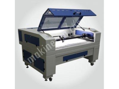 Cnc Lazer Kesim Makinesi 100X140 Cm 130-150W