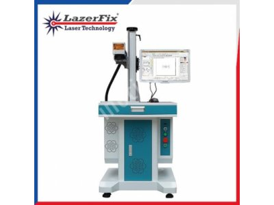 Satılık Sıfır 20W FİBER LAZER MARKALAMA MAKİNESİ Fiyatları İstanbul Fiber Lazer Markalama Makinesi