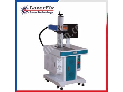 30W Fiber Lazer Markalama Makinası