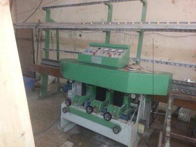 Satılık 2. El Rodaj  Ve Delik  Makinası Fiyatları Mersin rodaj makinesi, cam işleme makinesi, bizote, forma