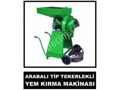 Satılık Sıfır YEM KIRMA YEM EZME MAKİNASI SIFIR ŞANMAK Fiyatları Bursa YEM KIRMA YEM EZME