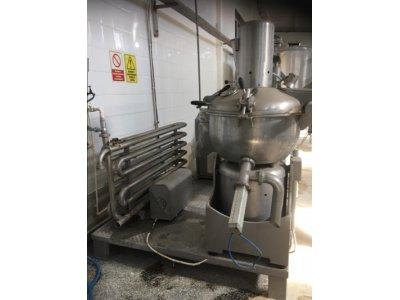 Satılık 2. El Krem Peynir  Tekli Dolum Makinası Fiyatları Mersin KREM PEYNİR DOLUM MAKİNASI