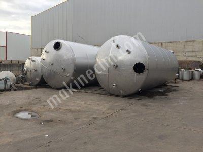 Satılık Sıfır Solvent tankı Fiyatları Denizli Paslanmaz solvent tankı