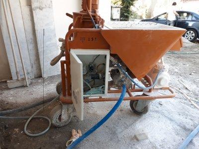 Satılık 2. El Saibinden Satılık Alçı Makinası Fiyatları  alçı makınası