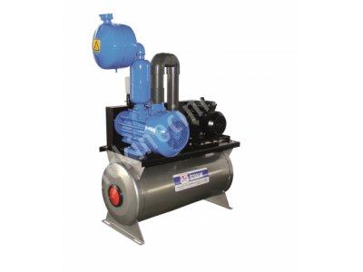 Süt Sağım Sistemi İçin Vakum Pompası 2500 Lt/min