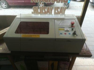 Satılık 2. El Lazer Kaşe Makinası Fiyatları Kayseri lazer, lazer kaşeleme makinası