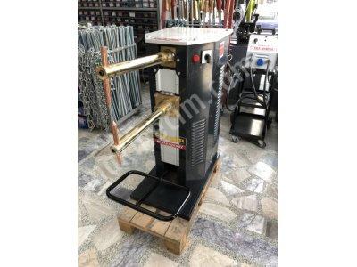 Satılık İkinci El EGE MAKİNA 17 KVA MANUEL PEDALLI  (380-220 VOLT) PUNTA KAYNAK Fiyatları İzmir punta kaynak makinası, 17 kwa punta kaynak, manuel punta kaynak, pedallı punta kaynak makinası