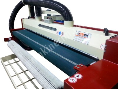 Carpet Packaging And Carpet Dust Removal Machine