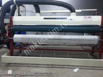 Satılık Sıfır Toz alma ve paketleme makinası Fiyatları Afyon halı toz alma makinası, halı paketleme makinesi