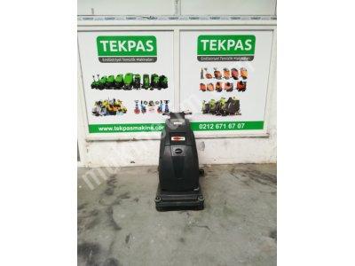Satılık İkinci El TEKPAS MAKİNA AKÜLÜ OTOMAT VİPER FANG 20 Fiyatları İstanbul itmeli zemin yıkama makinası