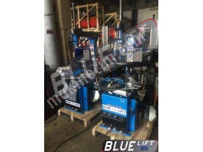 Satılık Sıfır BLUE LASTİK SÖKME TAKMA MAK. ROBOT KOLLU PROFESYONEL SERİ Fiyatları İzmir lastik,lastik sökme makinası, lastik sökme takma makinası