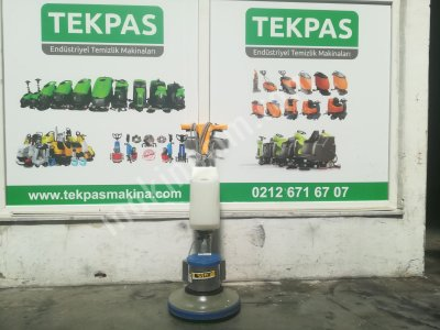 Satılık İkinci El Tekpas Makina C-43 Cila Ve Halı Yıkama Makinaları Fiyatları İstanbul halı yıkama makinası, cila makinası