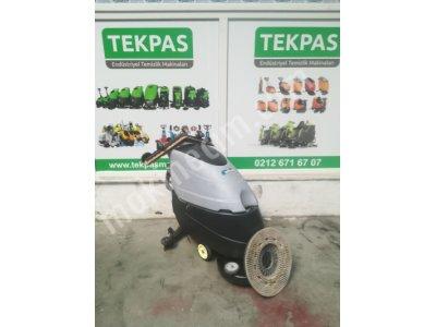 Satılık 2. El TEKPAS MAKİNA İTALYAN LAVOR ZEMİN YIKAMA Fiyatları İstanbul akülü otomat