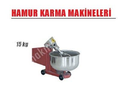 Satılık Sıfır Hamur Karma Makinesi 15 kg Fiyatları Konya hamur, hamur karma makinesi, hamur karma, hamur