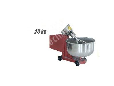 Satılık Sıfır Hamur Karma Makinesi 25 kg Fiyatları Konya hamur, hamur karma makinesi, hamur karma, hamur