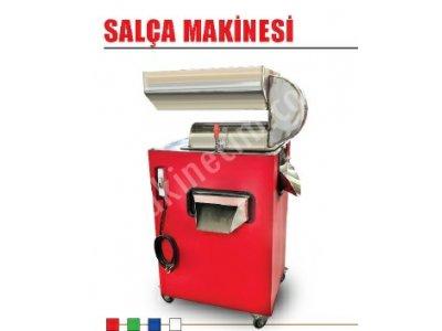 Salça Makinesi 500 Kg/sa