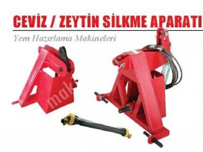 Ceviz Ve Zeytin Silkme Makinesı