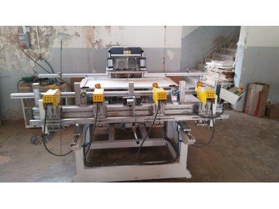 Satılık İkinci El Kilit Kol Yeri Delme Makinesi Fiyatları İstanbul kilit menteşe makinası