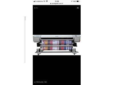 Satılık 2. El Dijital Baskı Makinesi Fiyatları İstanbul Mutoh dijital baskı