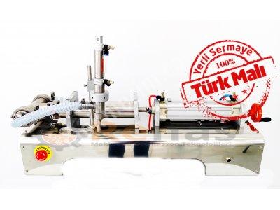 Satılık Sıfır Makyaj Temizleme Losyonu Dolum Makinası 50-500 ML Fiyatları  dolum makinası,dolum makinaları,dolum makinesi,dolum makineleri,losyon dolum makinası