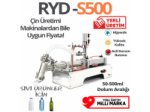 Makyaj Temizleme Losyonu Dolum Makinası 50-500 Ml
