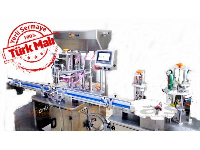 Satılık Sıfır Tam Otomatik Buklet Dolum Hattı 10-300 ML Fiyatları İstanbul buklet dolum hattı,buklet dolum makinası,buklet dolum makinesi,dolum makinaları,dolum makineleri