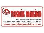İkinci El Pvc Ve Alüminyum Doğrama Makinaları Nakit Alınır Teknik Makina