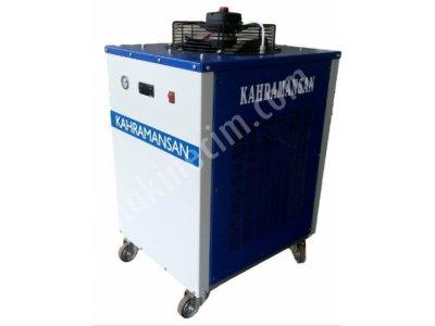 Satılık Sıfır CHİLLER KC51 ( KAHRAMANSAN ) Fiyatları Bursa chiller, su soğutma, soğutma makinesi