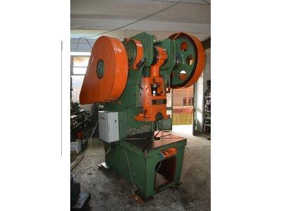 Satılık 2. El 125 Tonluk Çelik Gövde Eksantrik Pres Fiyatları  125, ton, tonluk, eksantrik, pres, çelik, gövde, gövdeli