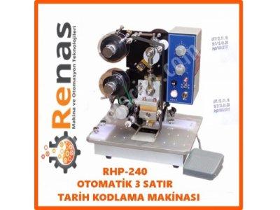 Satılık Sıfır Etiket Tarih Kodlama Makinası 3 Satır Fiyatları İstanbul kodlama makinası,tarih kodlama makinası,tarih kodlama makinesi,kodlama makinesi