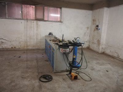 Satılık İkinci El Boru Bükme Makinesi Fiyatları Ankara boru büküm makinası, cesur boru bükme