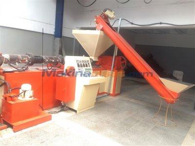 Satılık İkinci El Granül Makinası Fiyatları Konya peşin satış