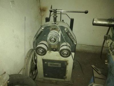 Satılık İkinci El Üç Kafalı Boru Büküm Fiyatları Ankara boru bükme makinası, 3 kafalı boru büküm makinesi