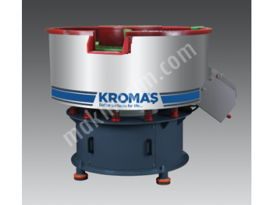 Round Vibratory Surface Finishing Machine Vrm Series