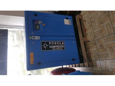 Satılık Sıfır Vidali Kkompresor Fiyatları İstanbul kompresör,pistonlu kompresör,vidali kompresor,secrew compressor