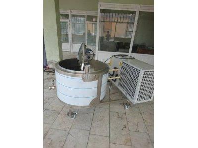 Satılık Sıfır Dondurma Mix Soğutma Fiyatları Konya mix tankı, dondurma soğutma tankı