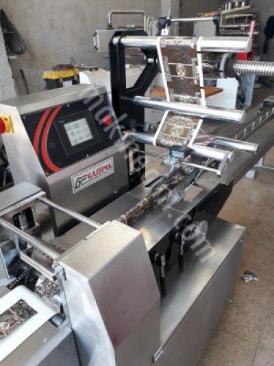Satılık Sıfır Yatay paketleme Fiyatları Gaziantep yatay paketleme makinası