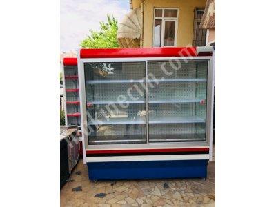 Satılık Sıfır Tekso Sütlük Market Dolabı Fiyatları İstanbul sütlük dolabı, market dolabı