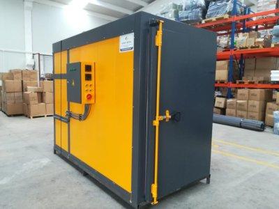 Box Type Oven